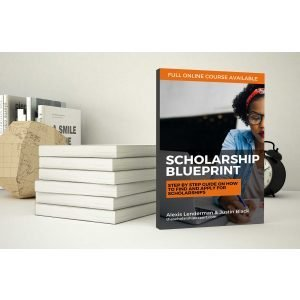 The scholarship blueprint printbook!